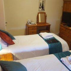 Yardley Manor Hotel 3* Стандартный номер с различными типами кроватей фото 13