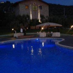 Отель Casale Ré Сперлонга бассейн фото 3