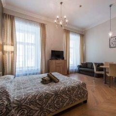 Апарт-отель Delta 5* Студия с различными типами кроватей фото 5