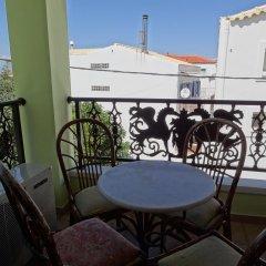 Отель Aktaion балкон