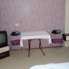 Хостел на Залесской Номер категории Эконом с двуспальной кроватью (общая ванная комната) фото 4