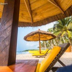 Отель Anomabo Beach Resort бассейн