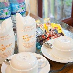 Отель Sunda Resort 3* Стандартный номер с различными типами кроватей фото 3