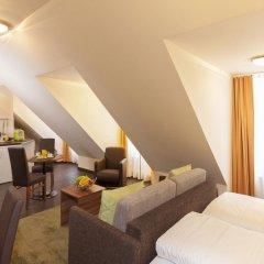 BATU Apart Hotel 3* Улучшенные апартаменты с различными типами кроватей фото 5
