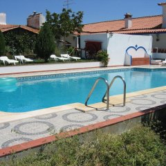 Отель Monte das Galhanas бассейн