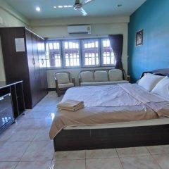 Отель Barracuda Guesthouse Номер категории Эконом с различными типами кроватей фото 3