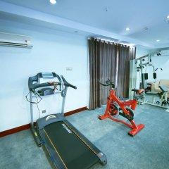 Halcyon Hotel & Resort фитнесс-зал