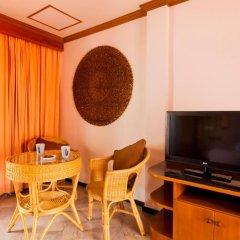 Отель Royal Prince Residence 2* Улучшенный номер двуспальная кровать фото 9