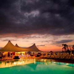 Grand Belish Hotel бассейн фото 2