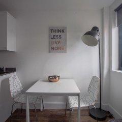 Апартаменты Linton Apartments Улучшенная студия с различными типами кроватей фото 4