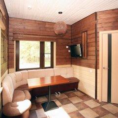 Гостиница Лесная Рапсодия Апартаменты с двуспальной кроватью фото 7