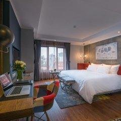 Hanoi La Siesta Hotel Trendy 4* Люкс с различными типами кроватей фото 15