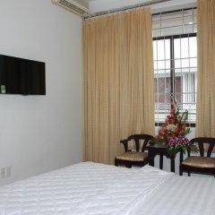 Queen Hotel Nha Trang 2* Стандартный номер с двуспальной кроватью