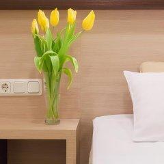 Мини-Отель Веста Номер Делюкс разные типы кроватей фото 4