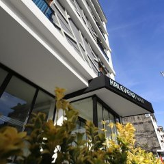 Kalevera Hotel 3* Стандартный номер с различными типами кроватей фото 12