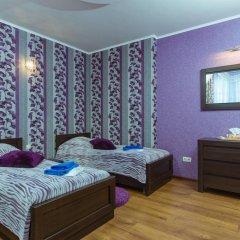 naDobu Hotel Poznyaki 2* Номер с общей ванной комнатой с различными типами кроватей (общая ванная комната) фото 3