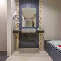Отель Chanalai Hillside Resort, Karon Beach 4* Улучшенный номер с двуспальной кроватью фото 5