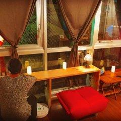 Chillulu Coffee & Hostel интерьер отеля фото 3