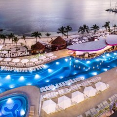 Отель Temptation Cancun Resort - Adults Only бассейн фото 4