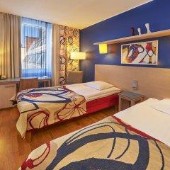 Отель Cumulus Hakaniemi 3* Стандартный номер с 2 отдельными кроватями фото 8