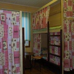 Hostel Favorit Кровать в общем номере с двухъярусной кроватью фото 15