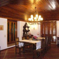 Отель Casa do Crato питание