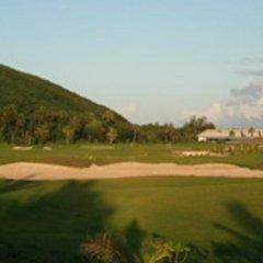 Отель Moorea Golf Lodge Французская Полинезия, Папеэте - отзывы, цены и фото номеров - забронировать отель Moorea Golf Lodge онлайн спортивное сооружение