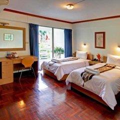 Отель Stable Lodge 3* Улучшенный номер разные типы кроватей фото 2