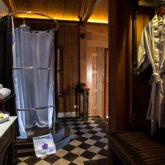 Отель Burasari Heritage Luang Prabang 4* Номер Делюкс с двуспальной кроватью фото 23