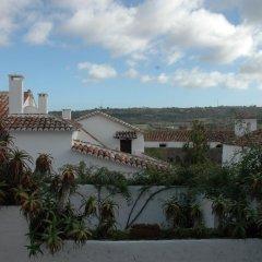 Отель A Casa Do Pássaro Branco балкон