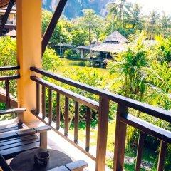 Отель Railay Princess Resort & Spa 3* Улучшенный номер с различными типами кроватей фото 10