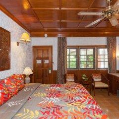 Отель Tropica Bungalow Resort 3* Улучшенное бунгало с различными типами кроватей фото 23