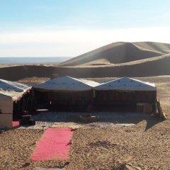 Отель Sandfish Марокко, Мерзуга - отзывы, цены и фото номеров - забронировать отель Sandfish онлайн приотельная территория
