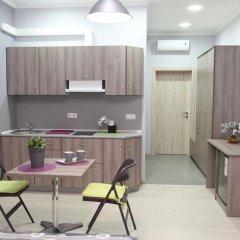 Hotel Lokatsia Апартаменты с разными типами кроватей фото 4