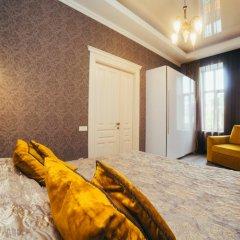 Апартаменты Apartments Lux in city center Lviv комната для гостей