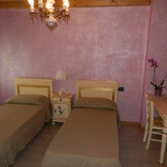 Отель Affittacamere Ai Fiori Читтаделла комната для гостей фото 2