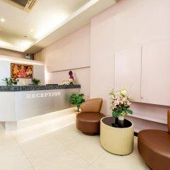 Отель Tara Monte Pratunam Бангкок интерьер отеля фото 3
