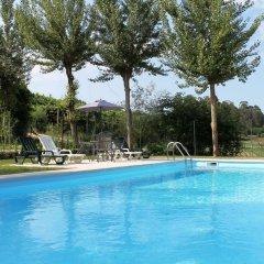 Отель Agroturismo Quinta De Travancela Португалия, Амаранте - отзывы, цены и фото номеров - забронировать отель Agroturismo Quinta De Travancela онлайн бассейн фото 2