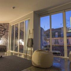 Отель Emporium Lisbon Suites 4* Улучшенный люкс с различными типами кроватей фото 3