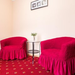 Парк-отель Парус 3* Номер Комфорт с различными типами кроватей фото 9