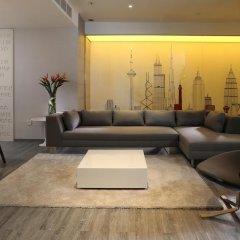 Ramada Hotel & Suites by Wyndham JBR 4* Люкс с различными типами кроватей фото 6