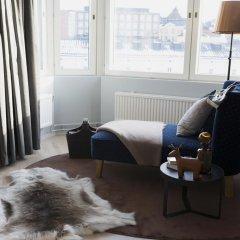 Отель Hilton Helsinki Strand 4* Люкс с различными типами кроватей фото 5
