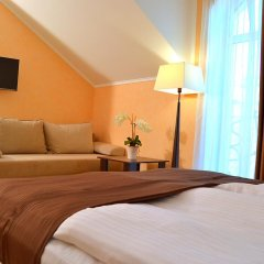Гостиница Ajur 3* Стандартный номер 2 отдельными кровати фото 13