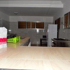 Отель Accra Luxury Lodge 2* Вилла с различными типами кроватей фото 10