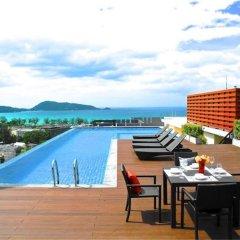 Апартаменты Bliss Patong Modern Studio бассейн фото 2