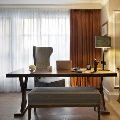 Отель Hyatt Regency London - The Churchill 5* Представительский люкс с различными типами кроватей фото 8