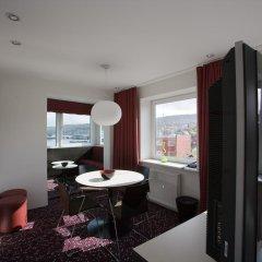Hotel Tórshavn 3* Стандартный номер с разными типами кроватей фото 2
