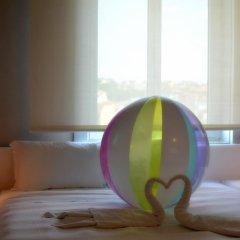 Отель Allegroitalia Espresso Darsena 3* Стандартный номер с двуспальной кроватью фото 8