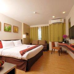 Отель Bangkok Loft Inn 4* Улучшенный номер фото 4