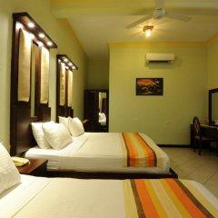 Serene Garden Hotel 3* Номер Делюкс с различными типами кроватей фото 14